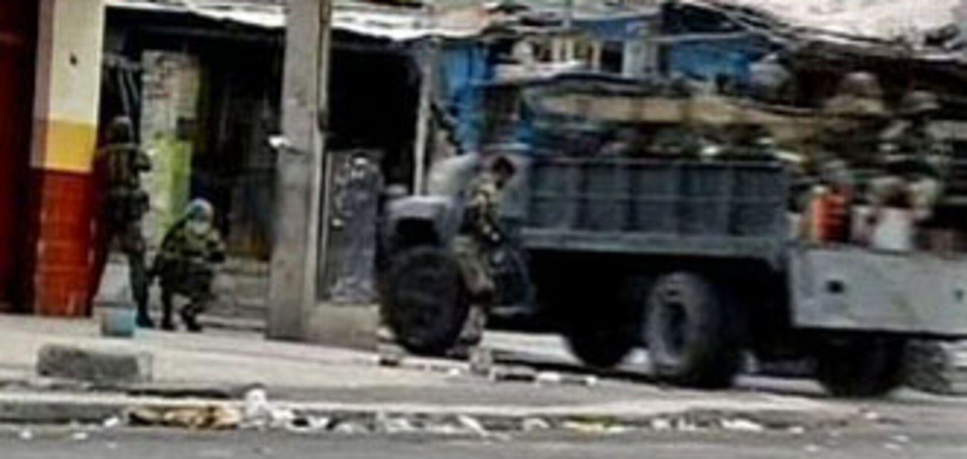 На Ямайке полицейская облава переросла в войну
