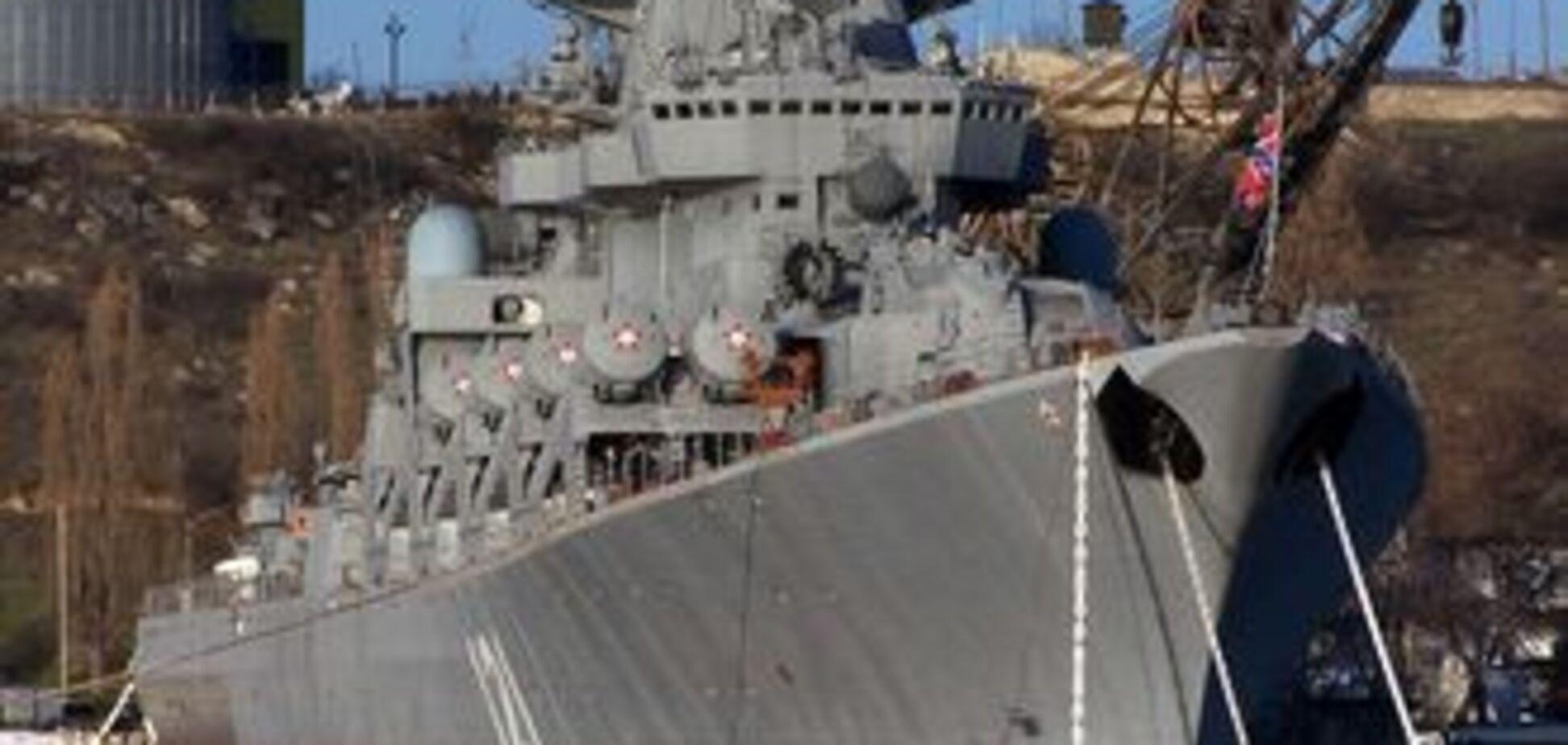 Офіцер ЧФ РФ обікрав моряків на 12 мільйонів