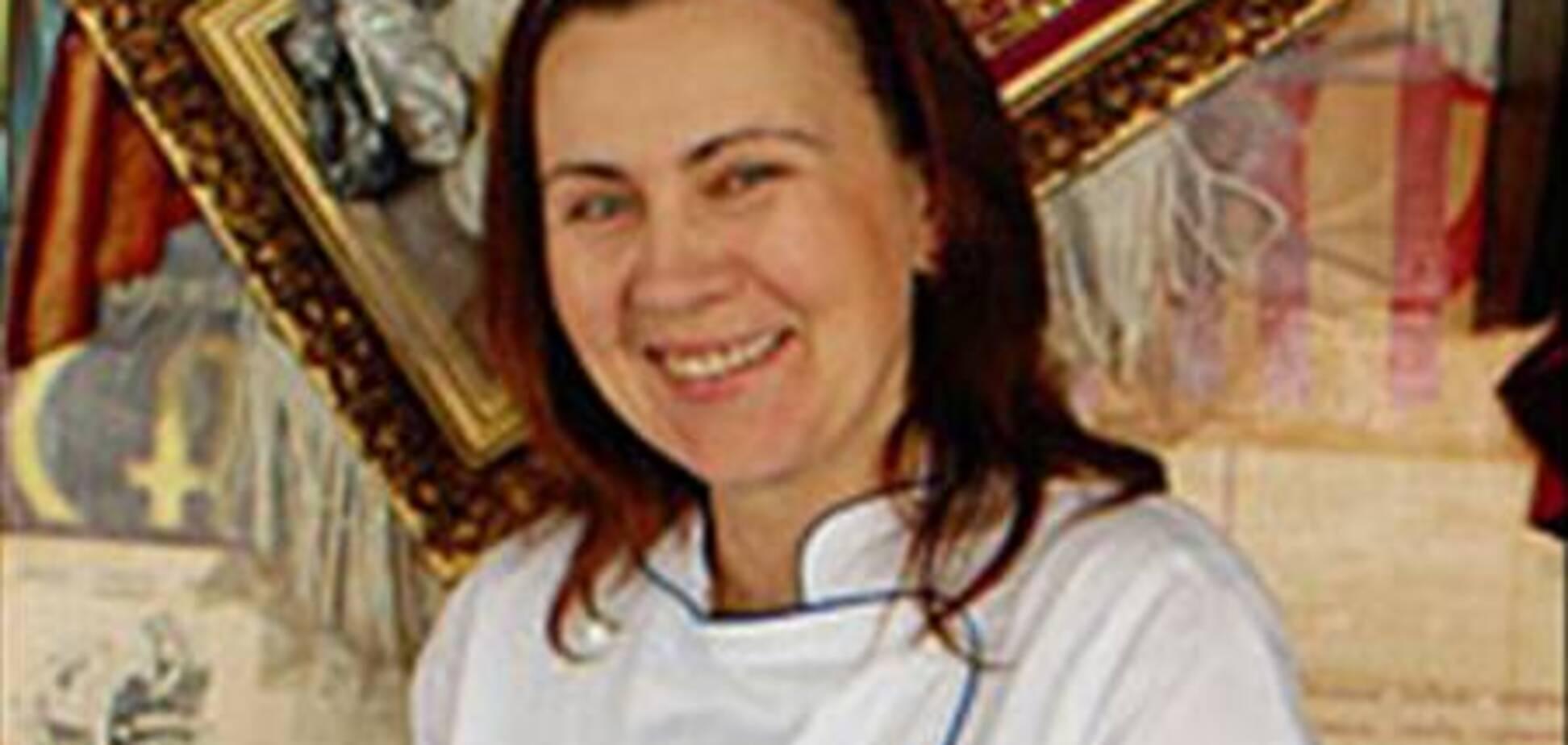 Лосось под мятно-сливочным соусом от шеф-повара Светланы Масловой