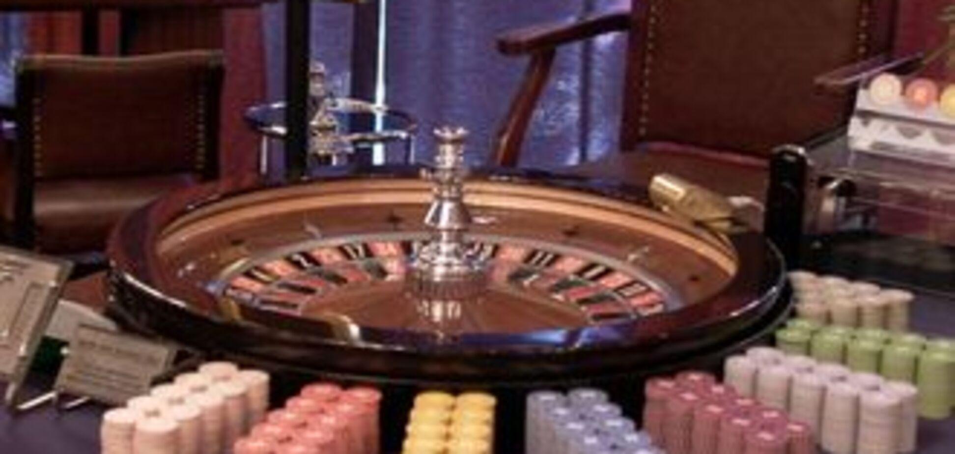 За організацію підпільних казино будуть садити