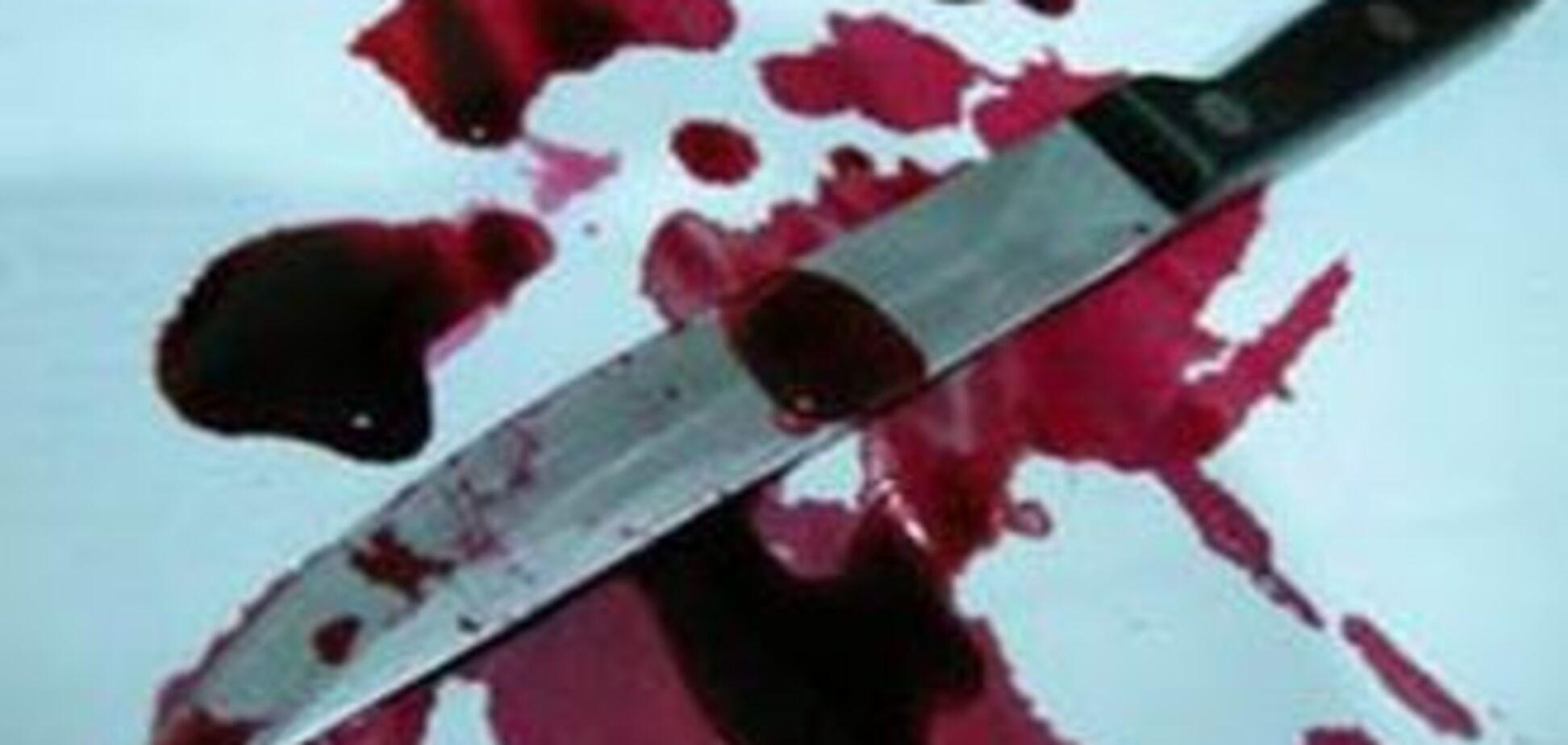 Українець наїхав на прокурора скутером і 'додав' ножем