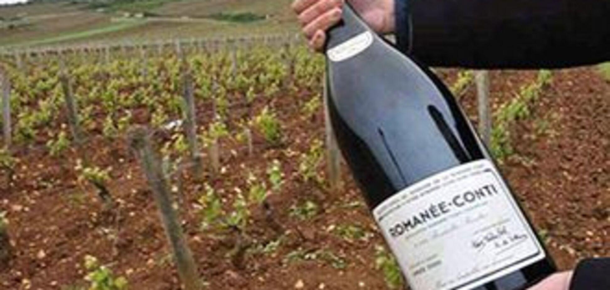 Шантажист погрожував отруїти найдорожче вино в світі