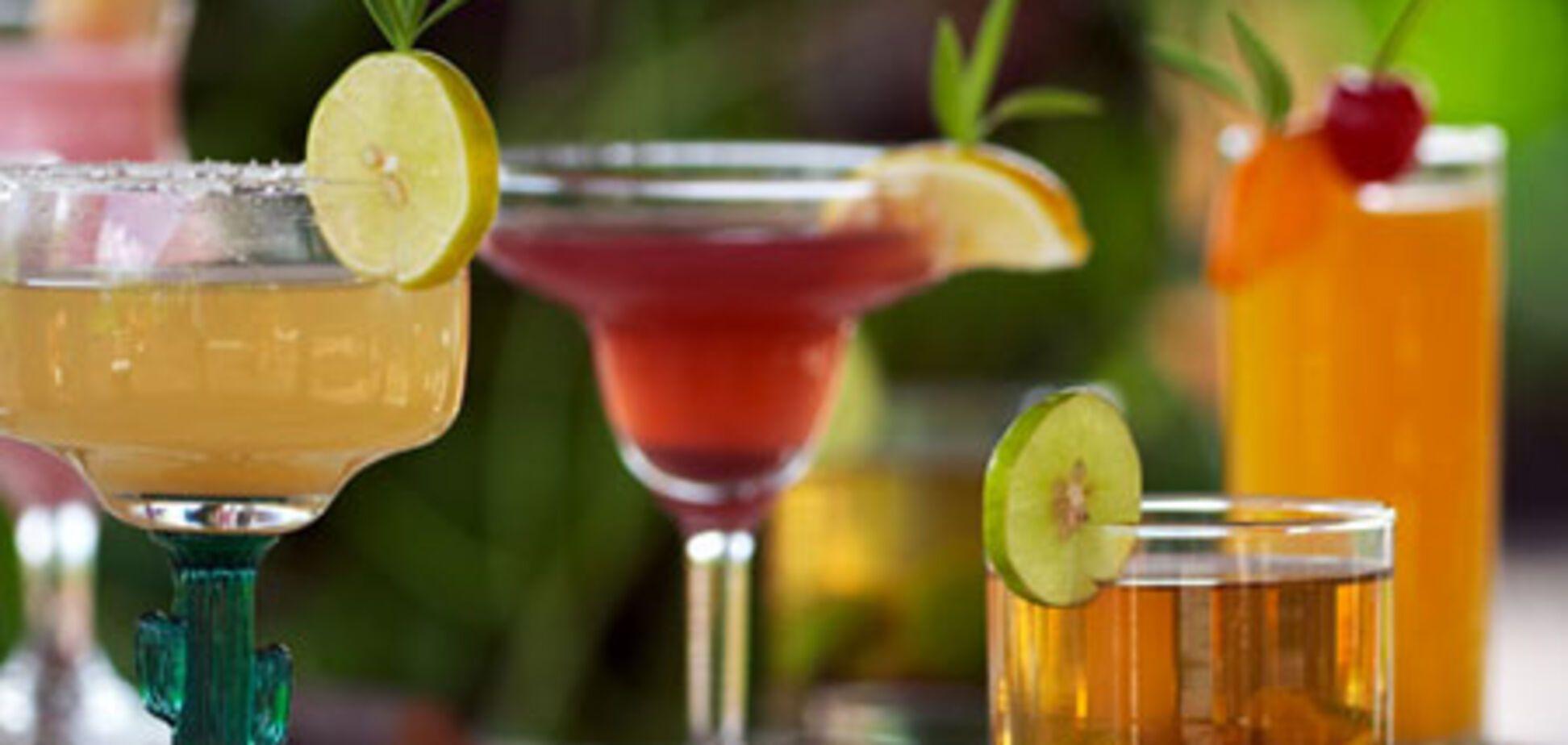 Прохладительные напитки лета