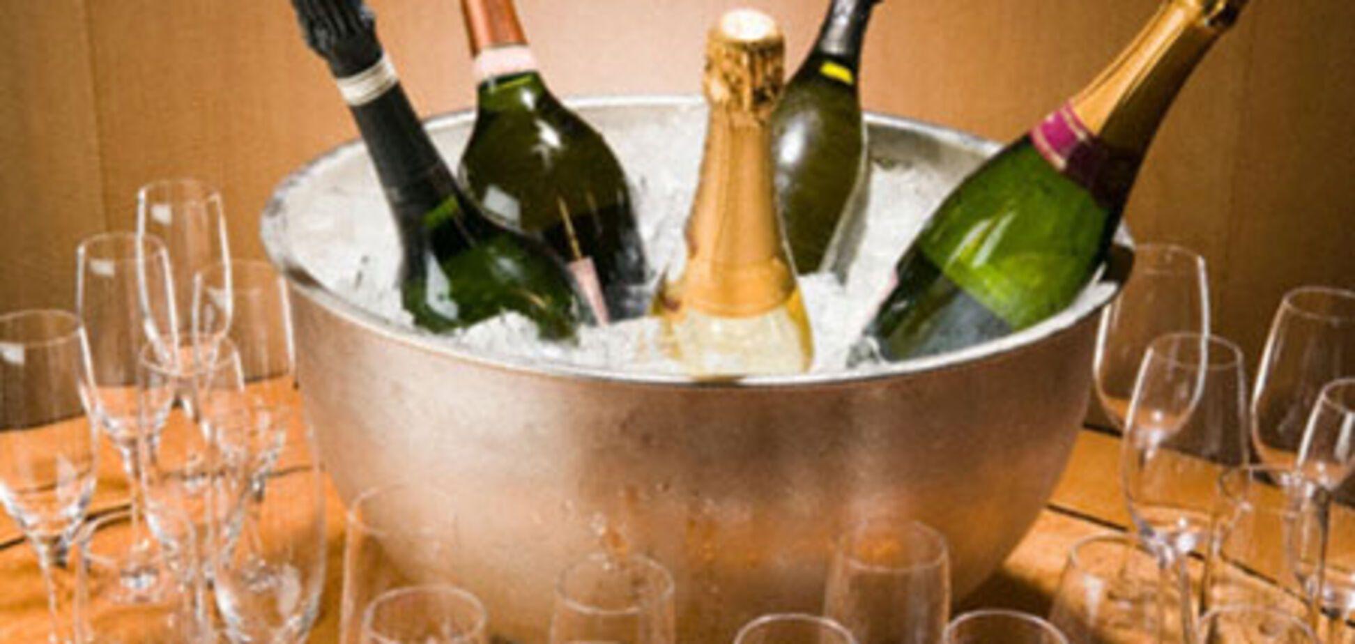 Россияне будут пить французское шампанское