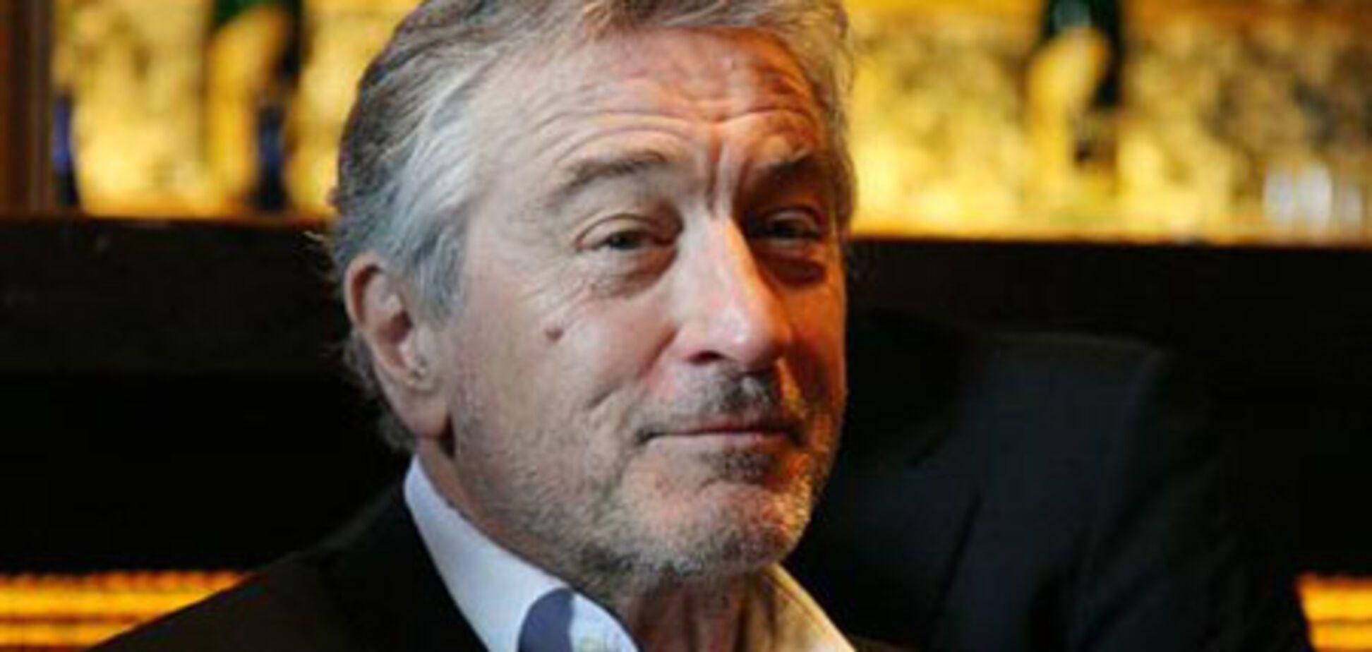 Актер Роберт де Ниро откроет ресторан в Будапеште