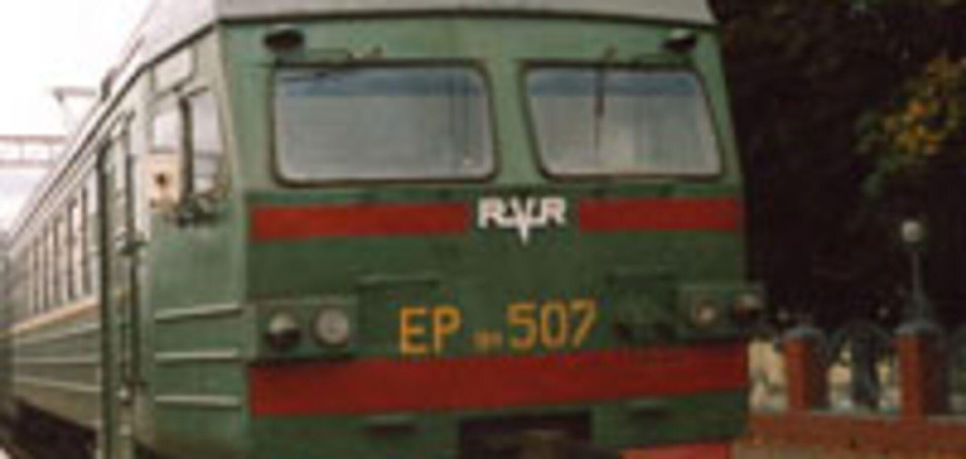 Потяг 'Москва - Сімферополь' збив на смерть перехожого