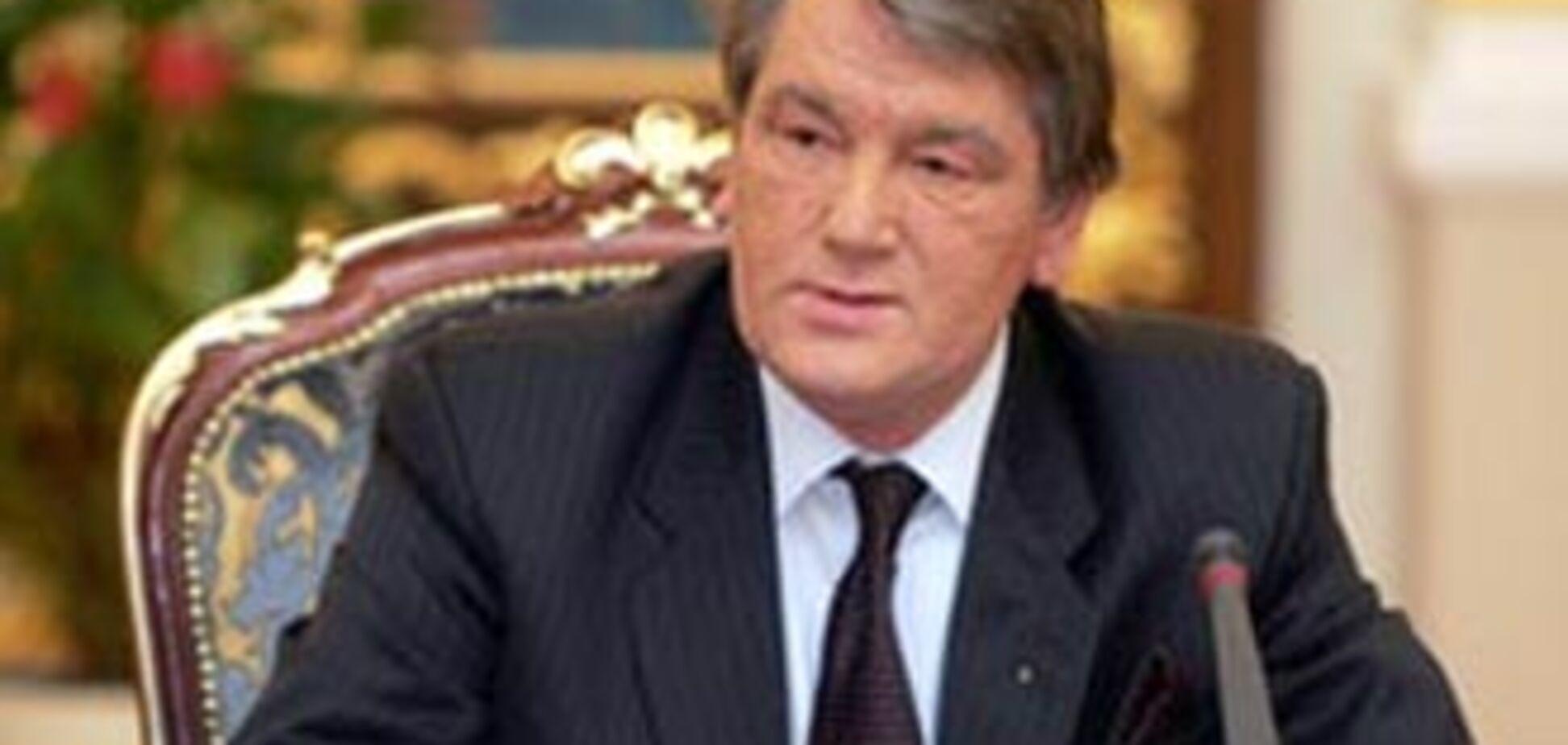 Ющенко пригадав влади вбивство Гетьмана
