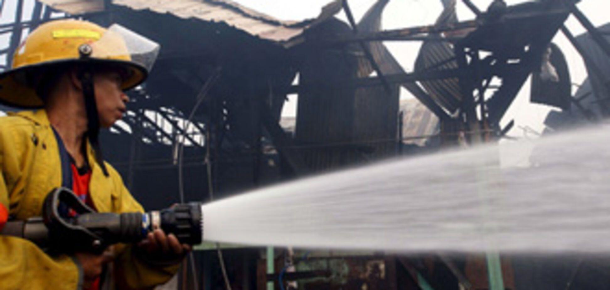 У Луганську спалили церкву Київського Патріархату