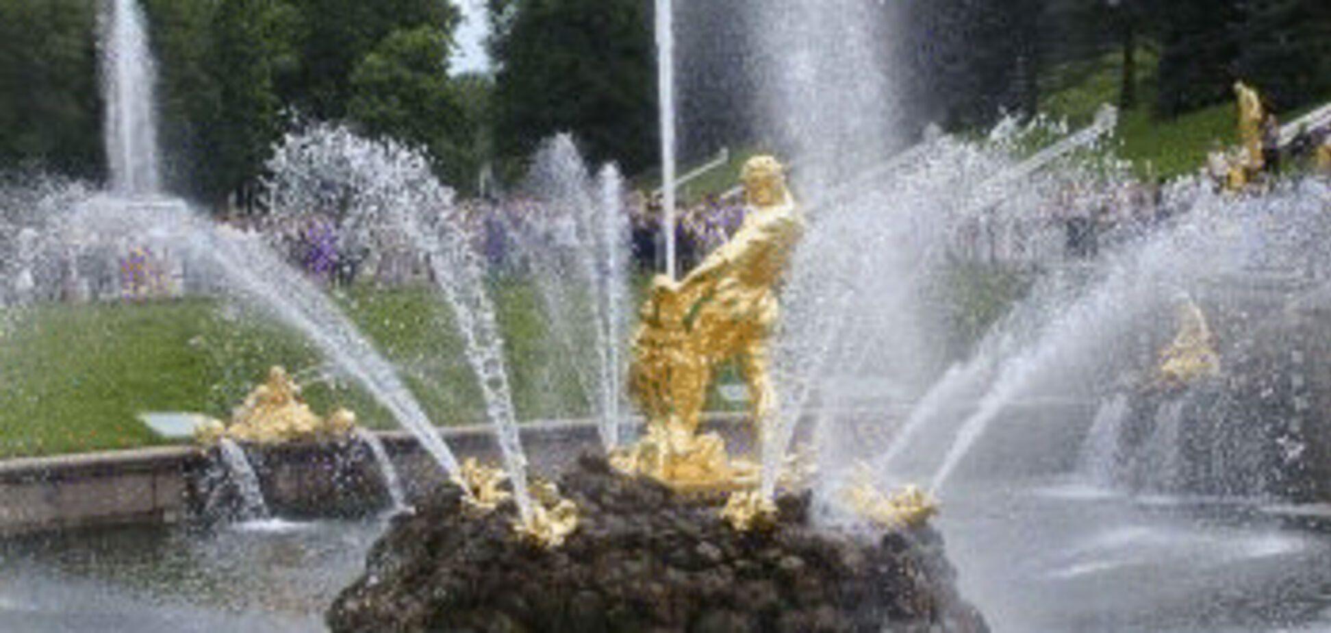 Злодії вкрали 200-кілограмовий фонтан