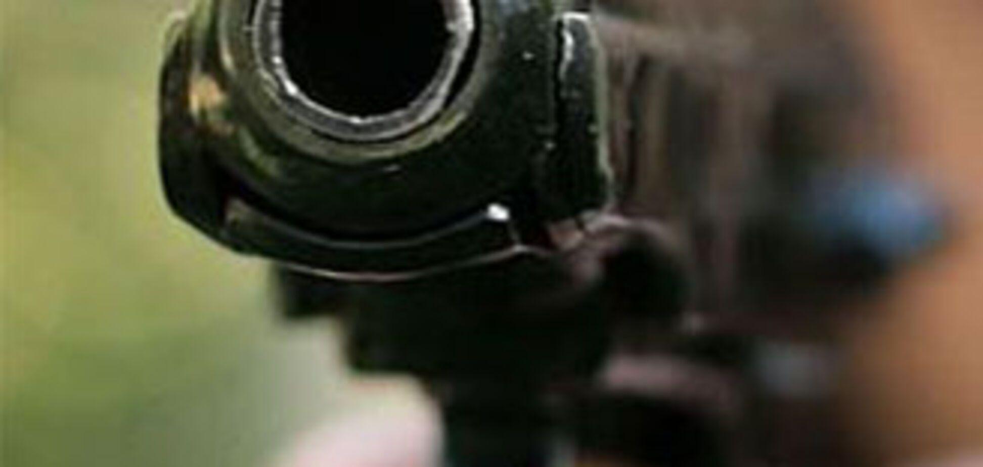 Грабіжники працювали з іграшковим пістолетом