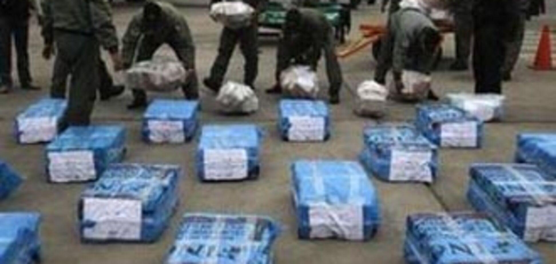 2,5 тонн кокаїну конфіскували в Панамі