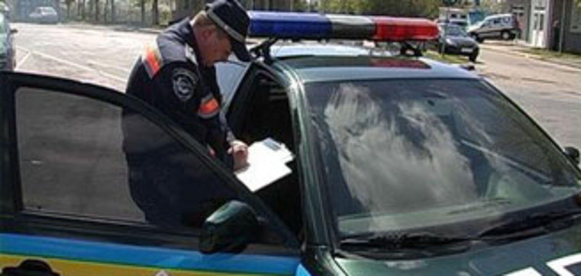 ДАІ зіпсувала кайф водієві-наркоману