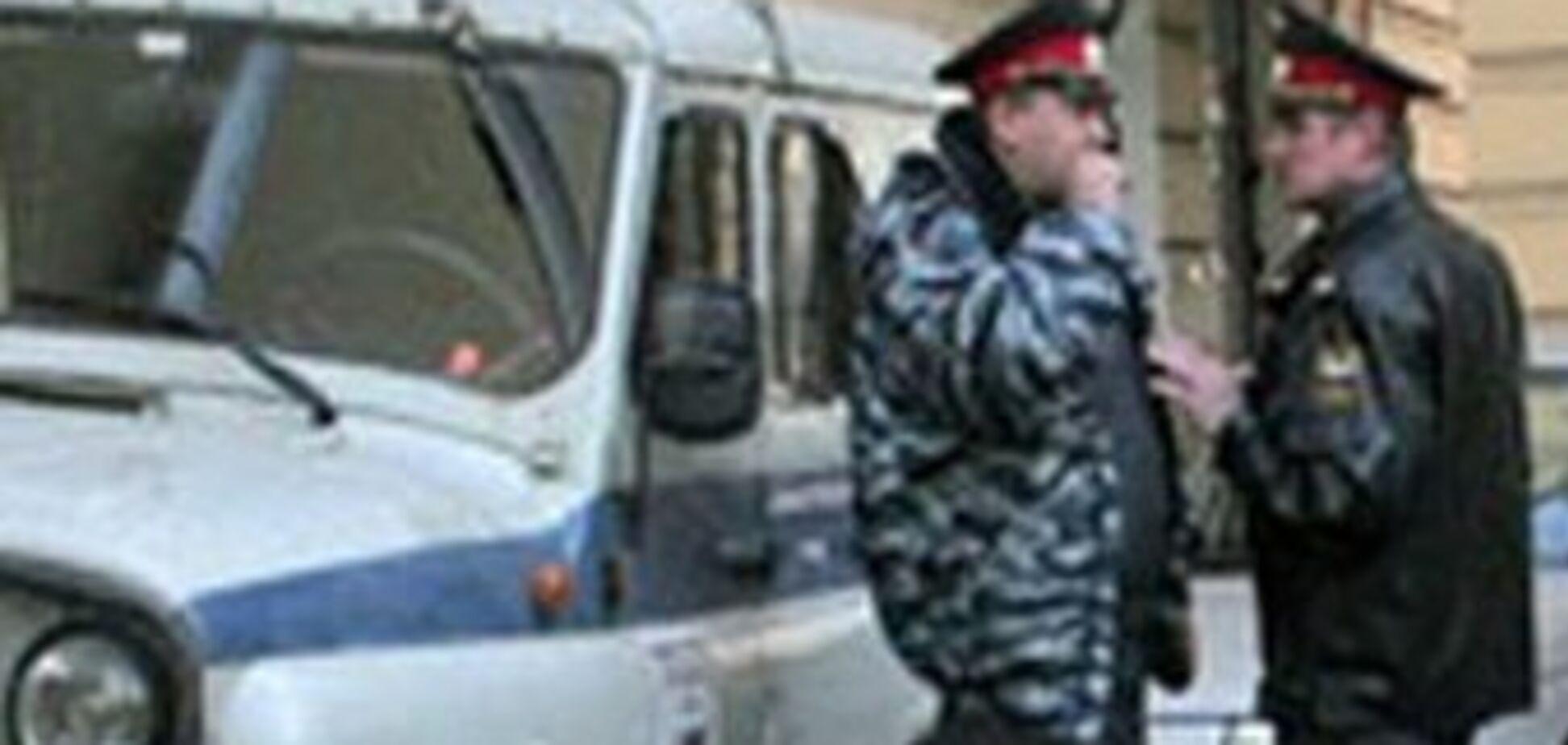 В Астрахані невідомі напали на міліцейський наряд