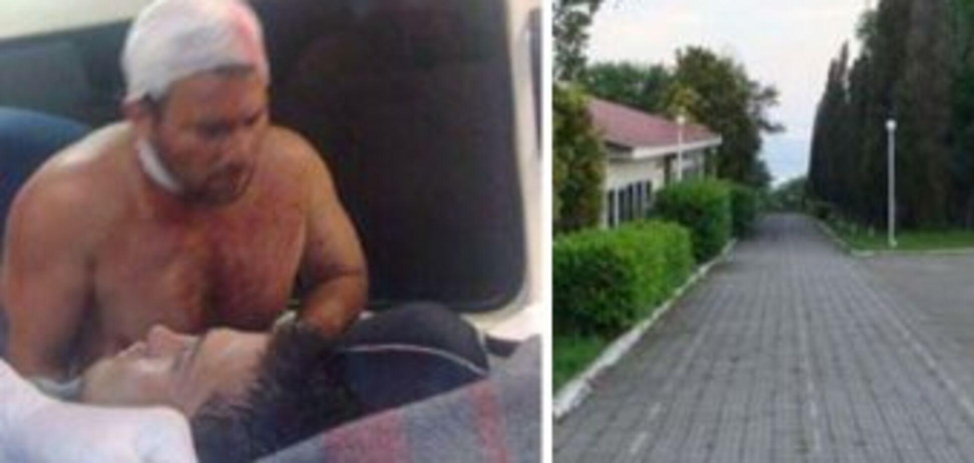 'Побиті чеченські діти' були 20-річними спортсменами-борцями