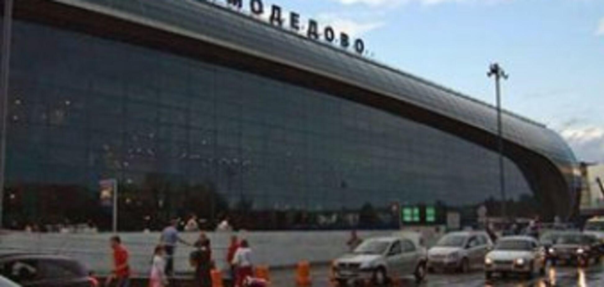 У Домодєдово попереджено спробу захоплення літака. ВІДЕО