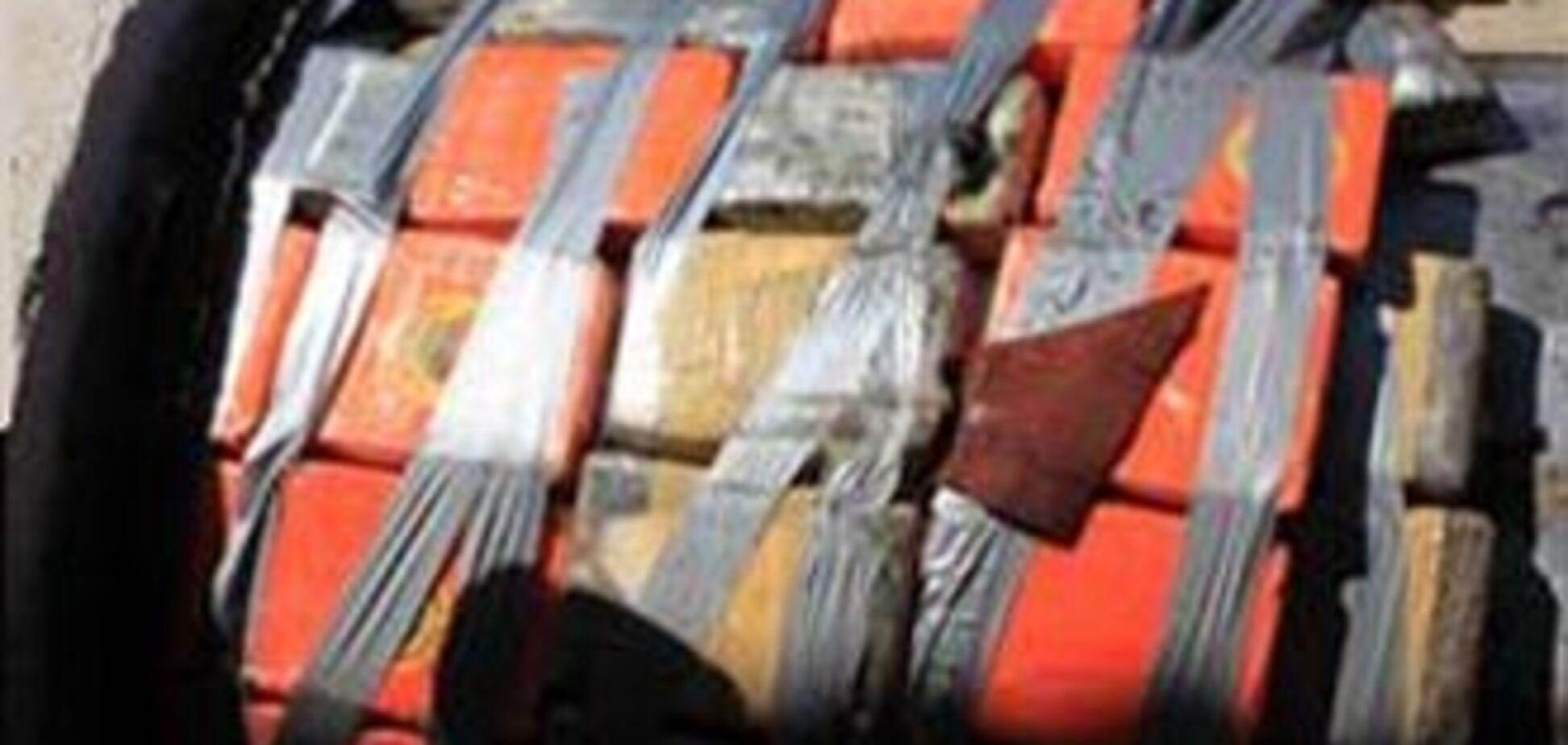 В Україні затримали рекордну для Європи партію кокаїну