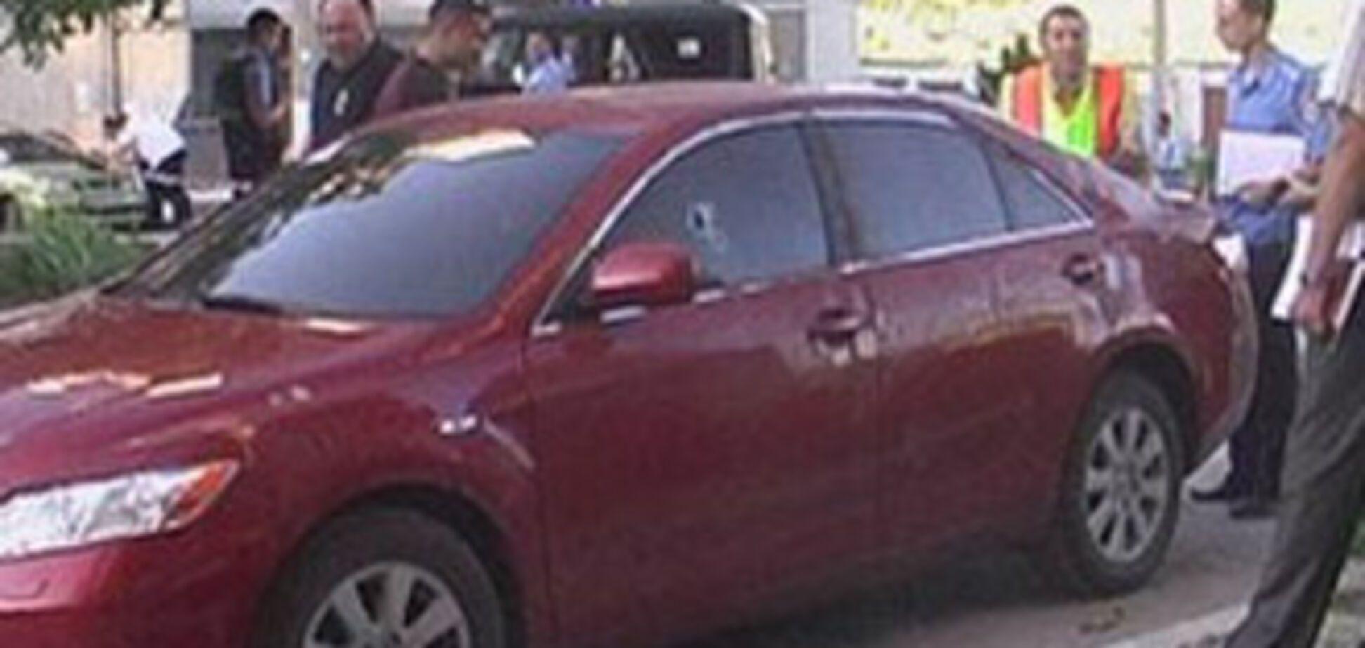 У Криму розстріляли бізнесмена у власній машині