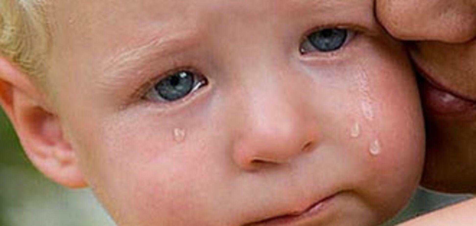 На Харківщині однорічний хлопчик отруївся ацетоном