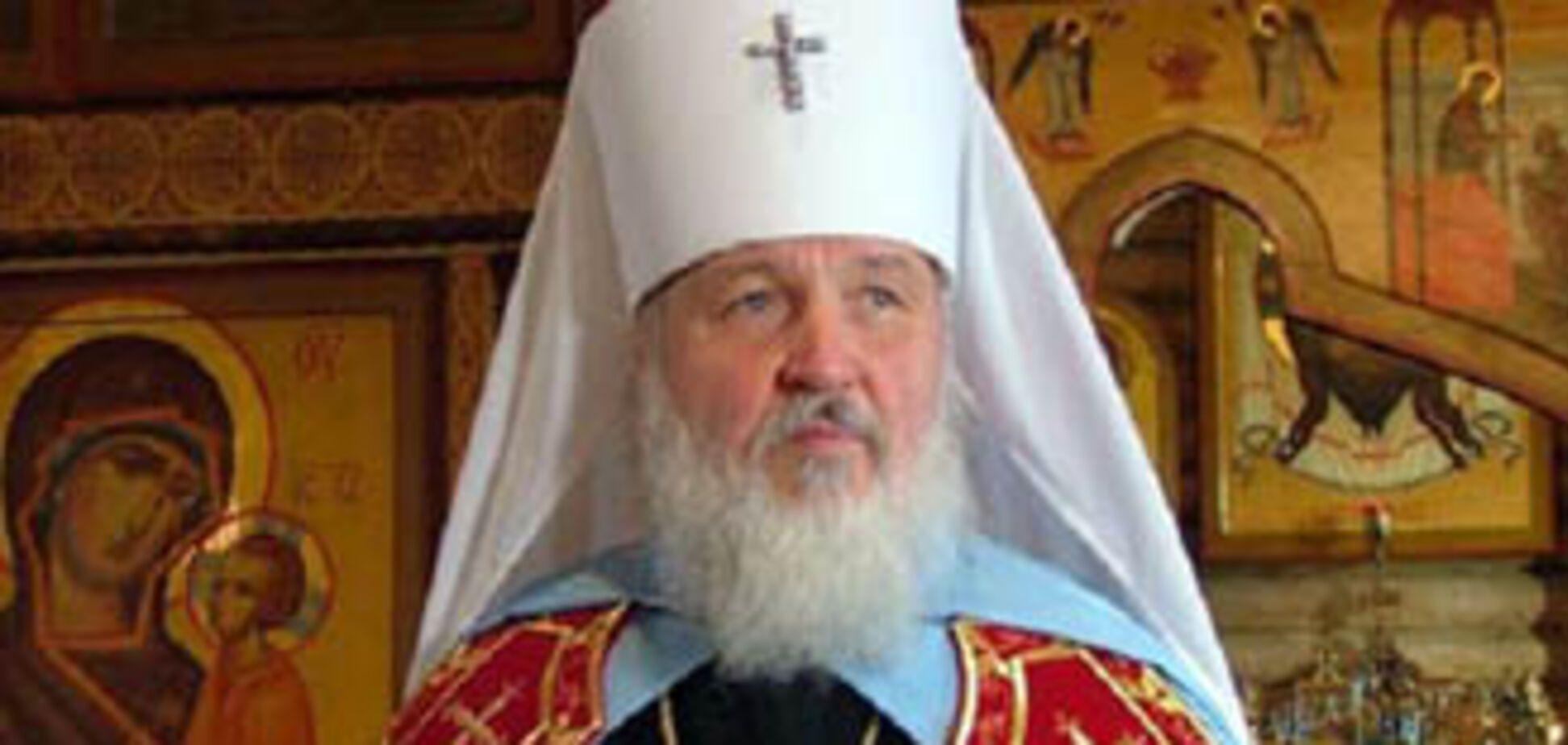 Патріарх Кирило велів молитися про дощ