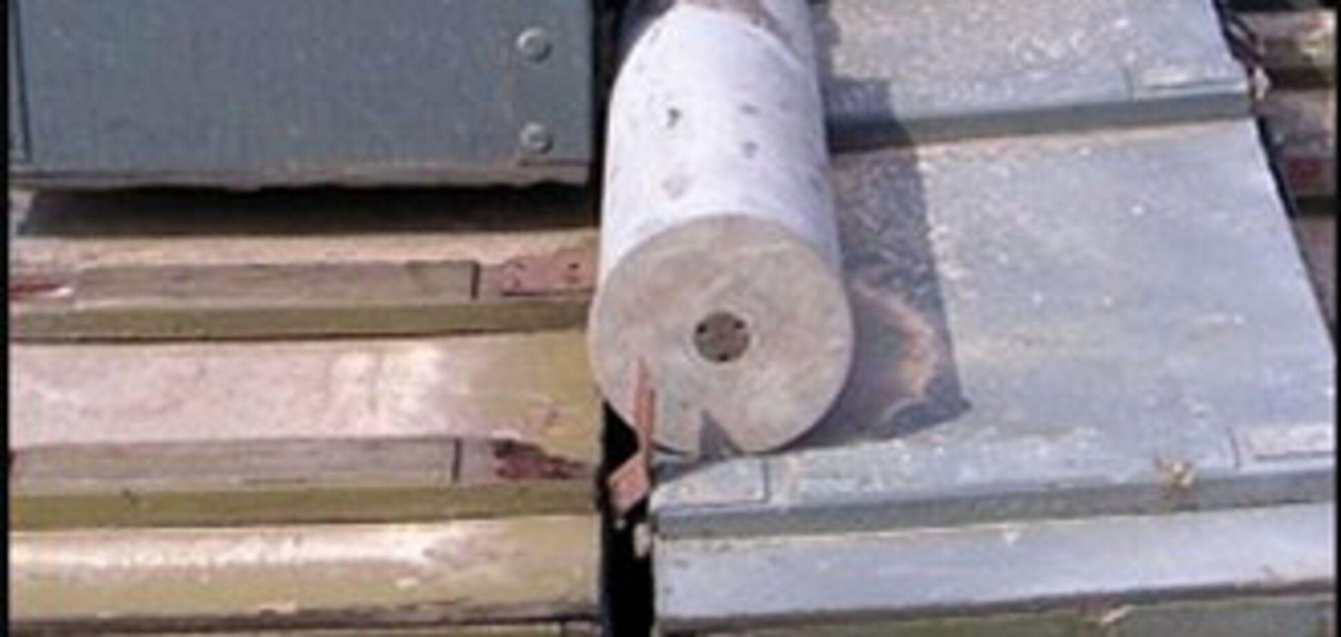 Міноборони припинило утилізацію боєприпасів