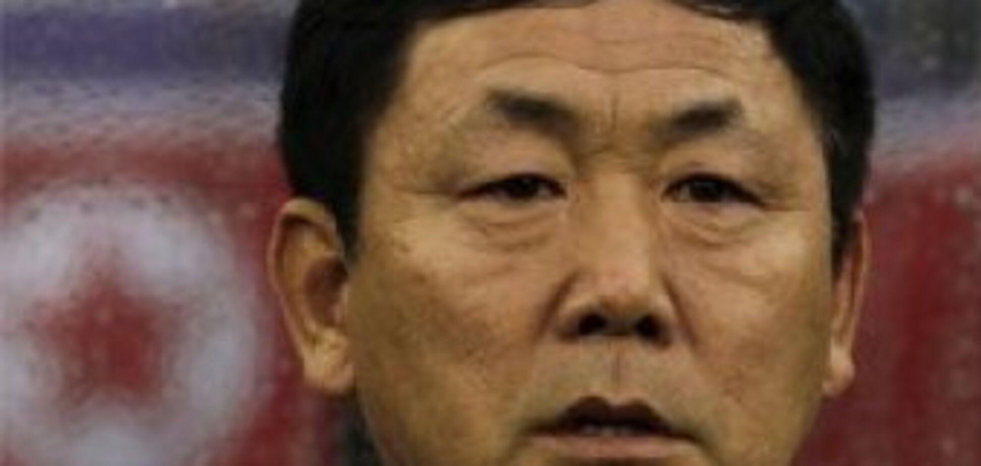 Тренер КНДР з футболу розстріляний, але відправлений до колонії