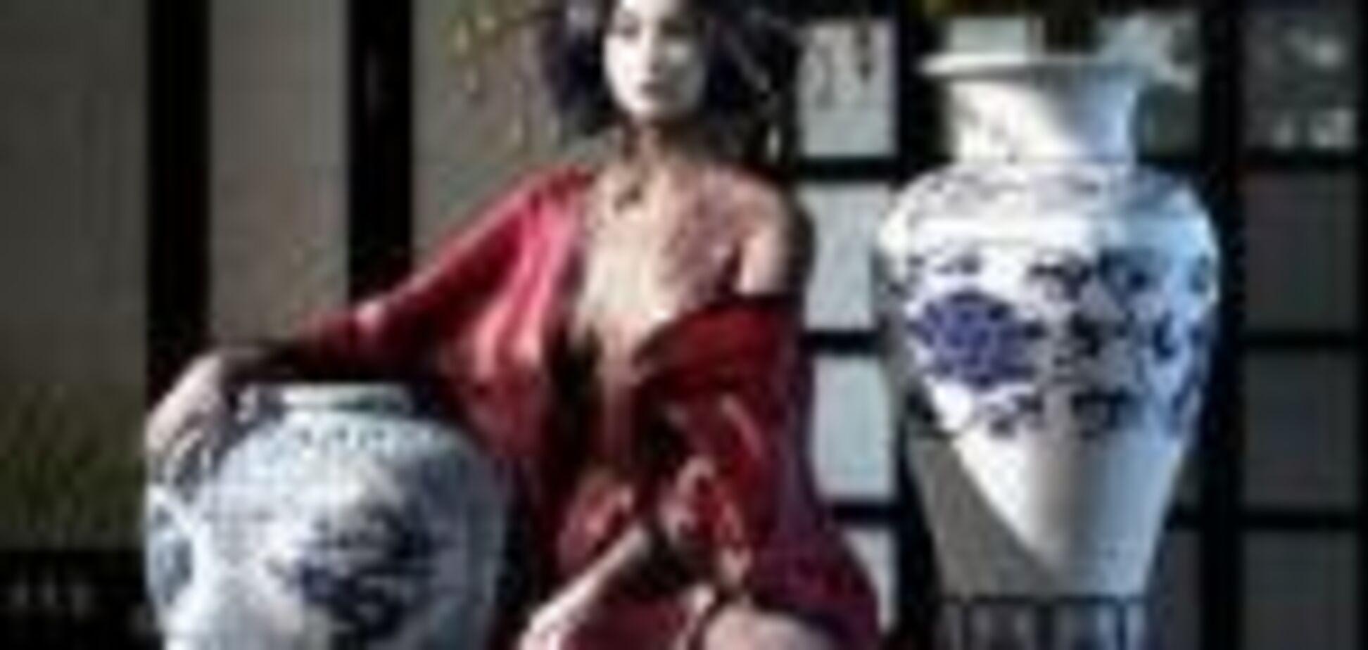 Японська гейша винайшла секс-ворожіння