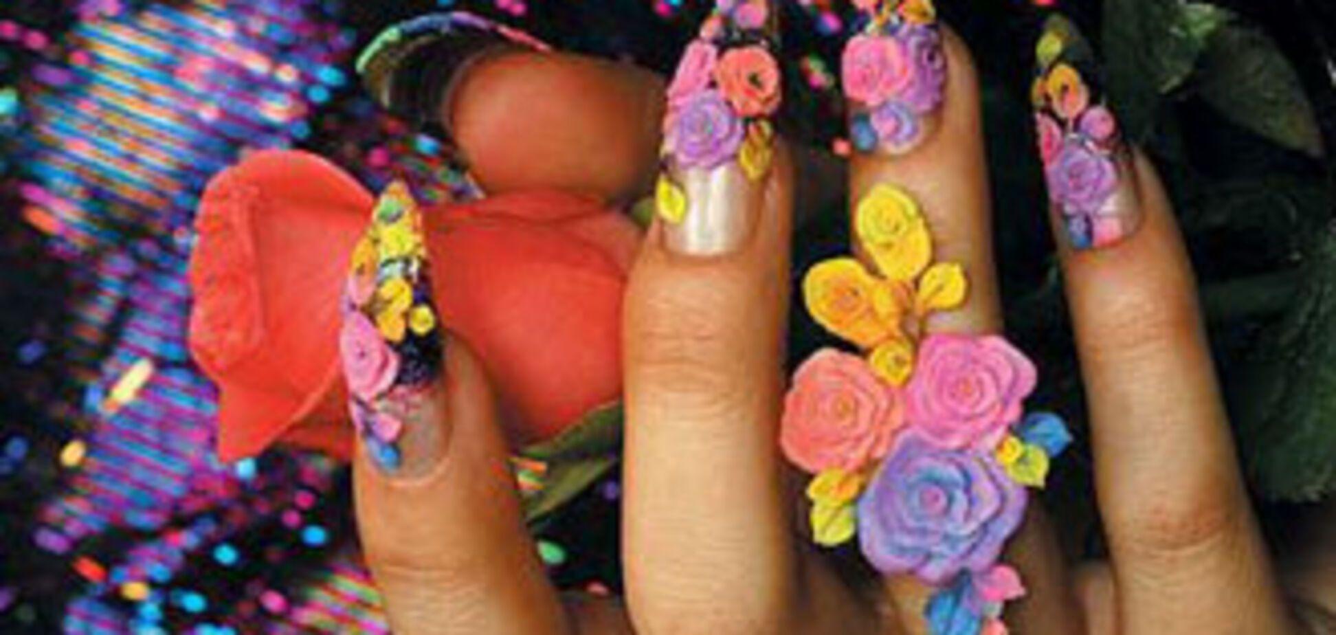 Нейл арт: твір мистецтва на ваших руках