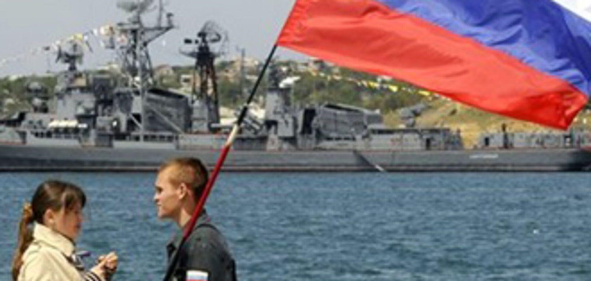 Чорноморський флот заборгував Севастополю майже 12 мільйонів
