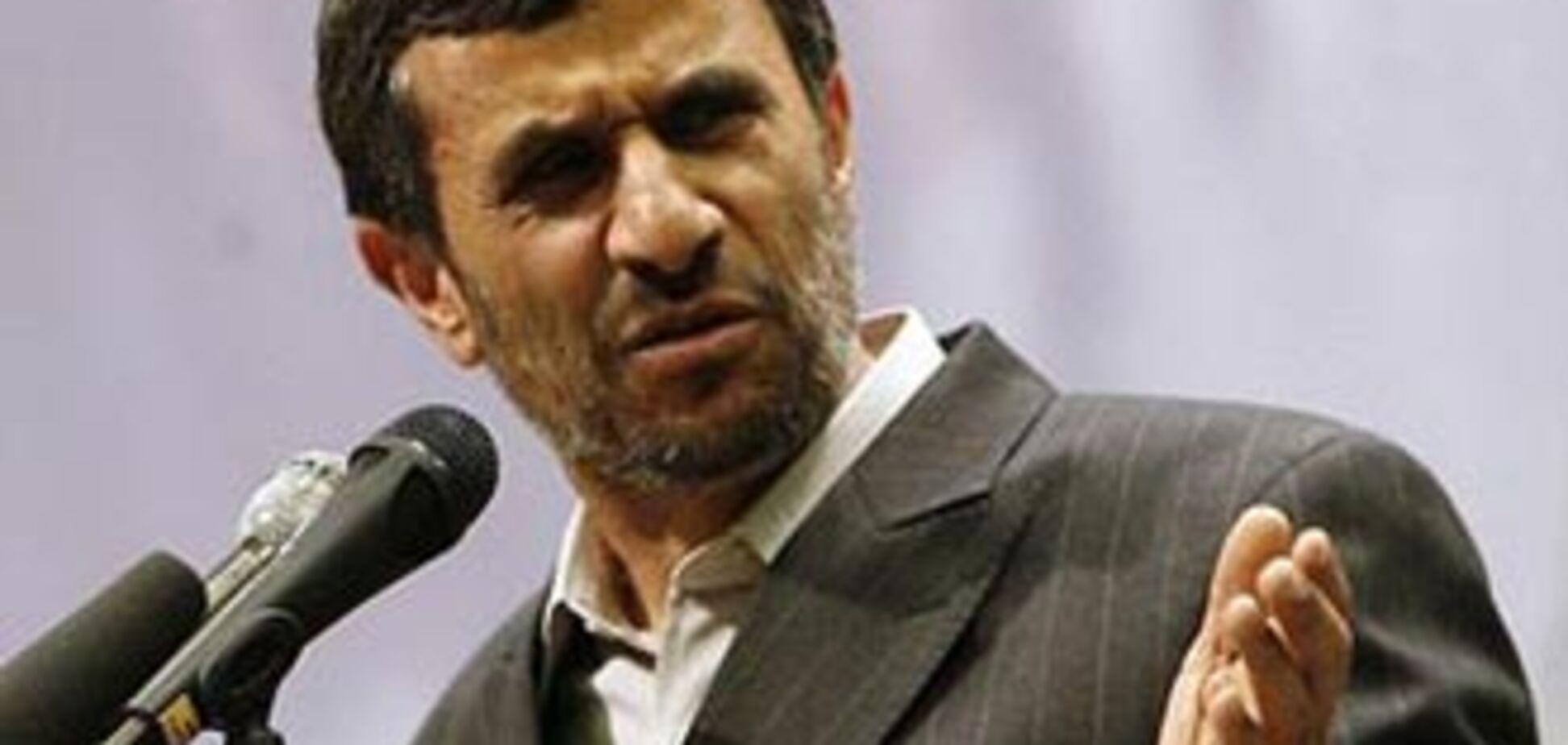 В Ірані спростували інформацію про замах на Ахмадінеджада