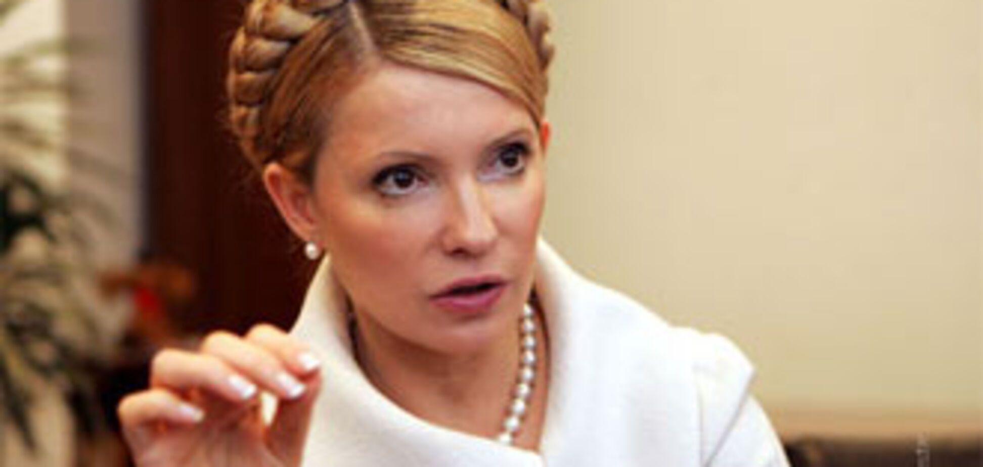 Тимошенко втягує українців у свої розборки з Фірташем