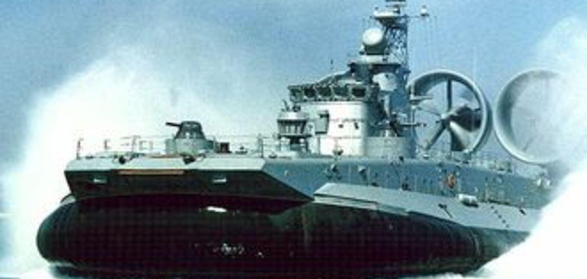 Україна побудує Китаю чотири десантні кораблі