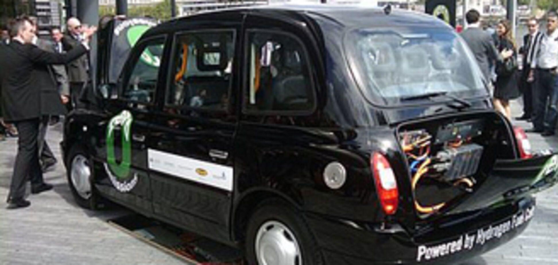 До Олімпіади-2012 в Лондоні з'являться таксі на водні
