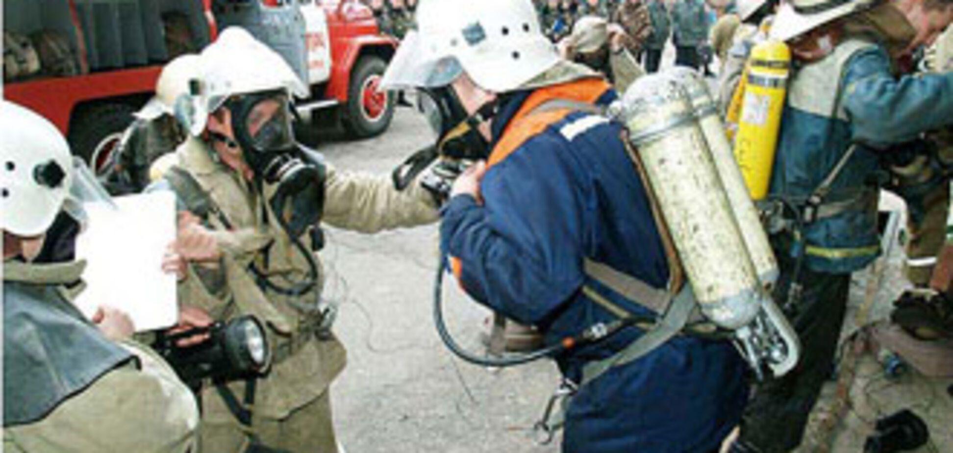 В Днепропетровске в жилом доме произошел взрыв