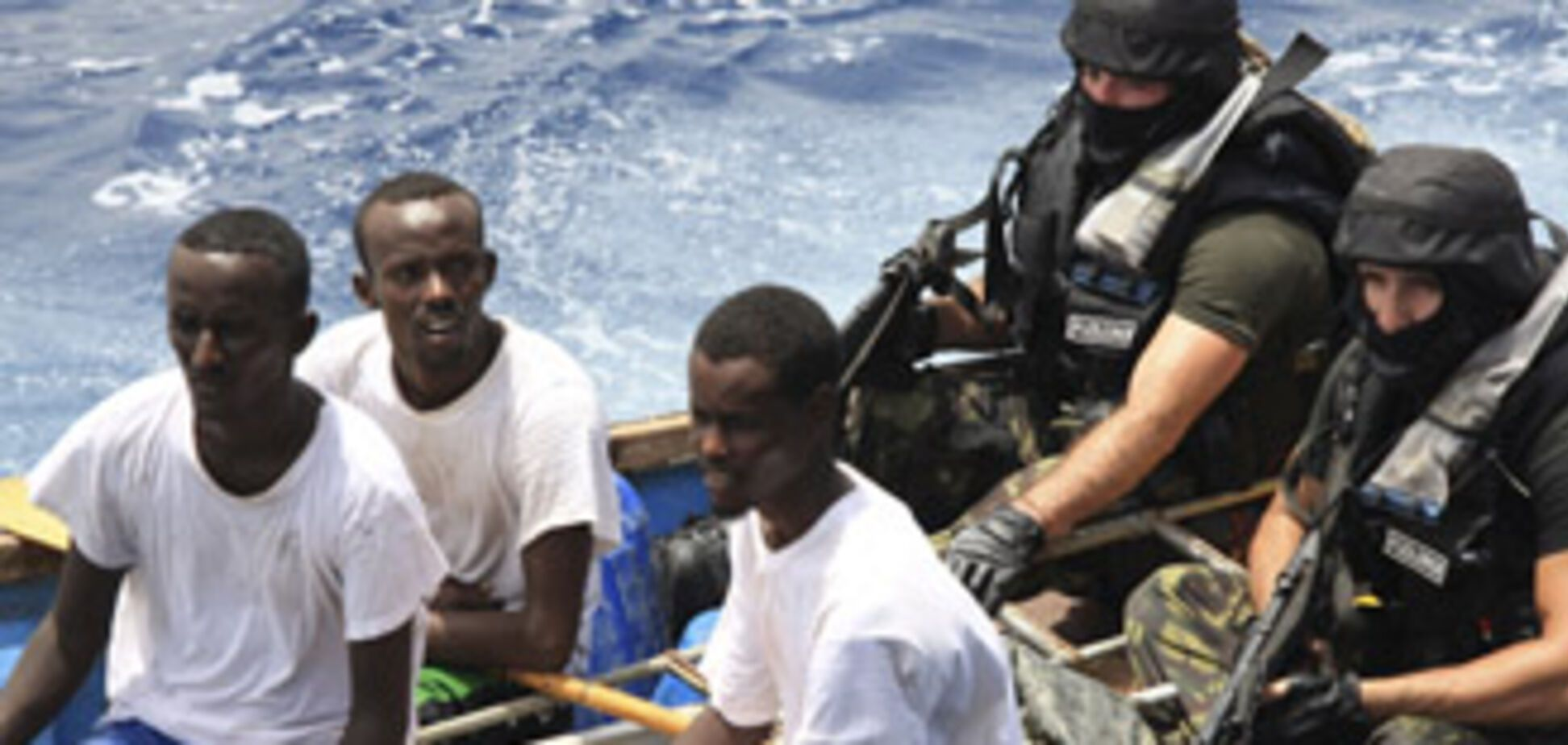 Сомалийские пираты отпустили сирийский корабль