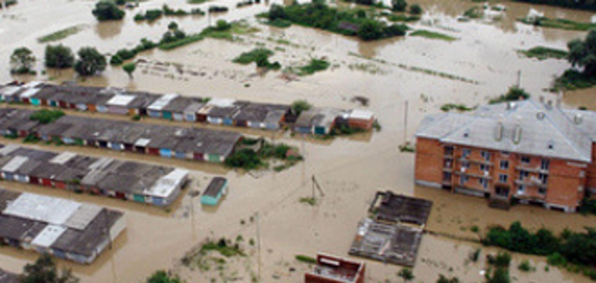В Чехии, Германии и Польше начались наводнения