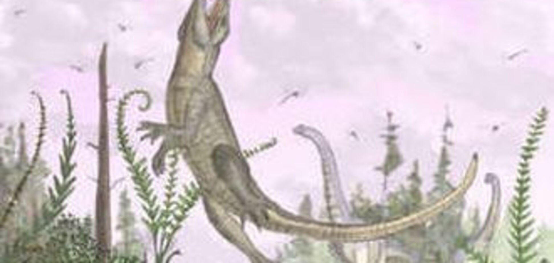 Вчені знайшли останки крокодила з зубами ссавця