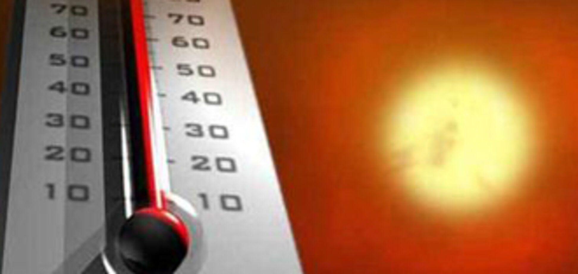 Аномальна спека буде мучити Україну ще 5-7 років