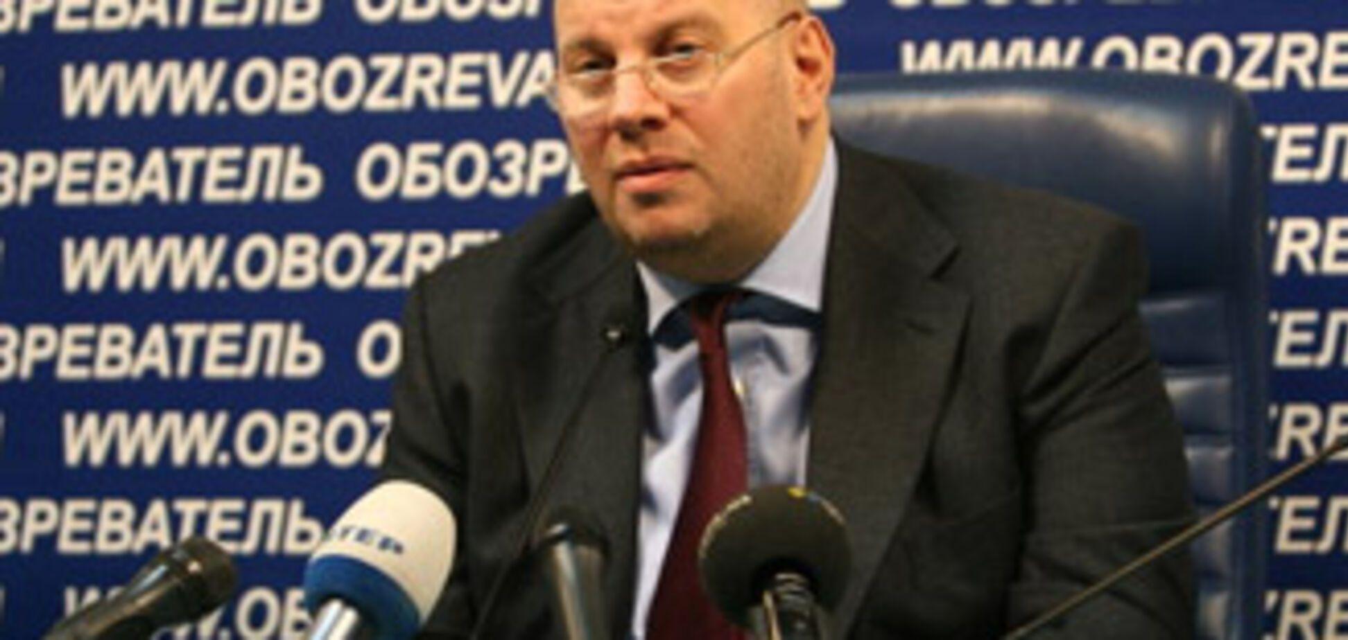 Бродський не писав тексти для Януковича