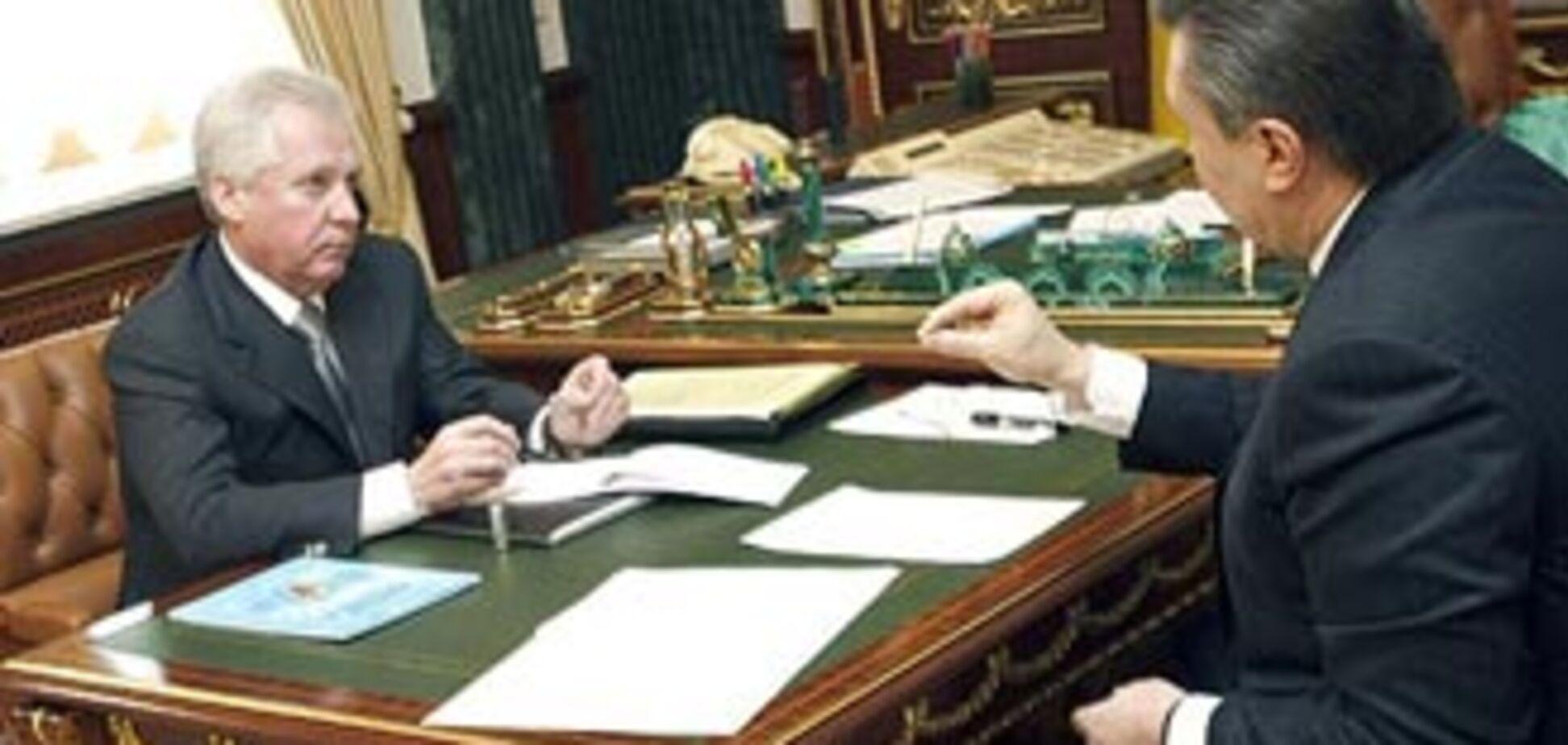 Президент відчитав генпрокурора за чорну трансплантацію