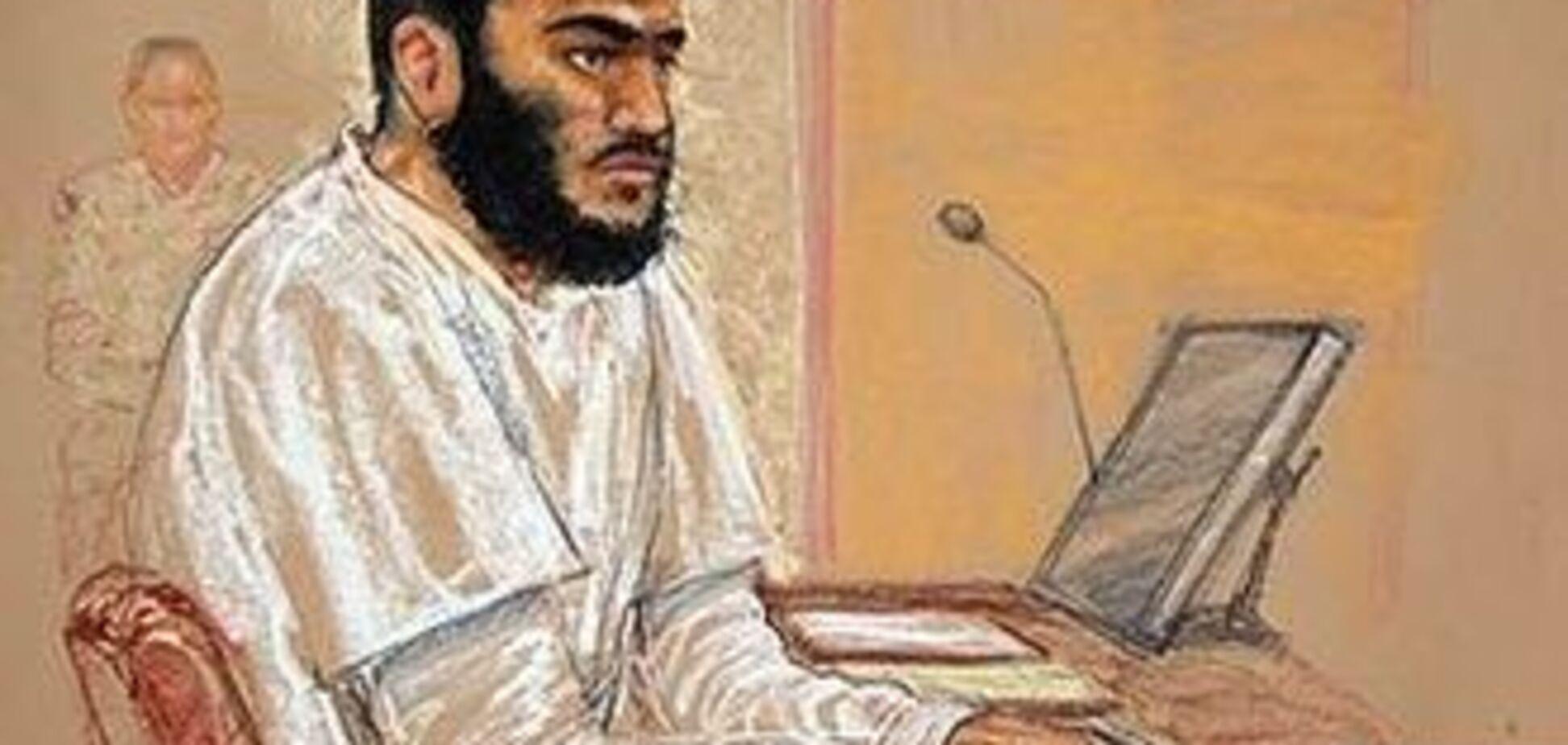 Наймолодший в'язень Гуантанамо постане перед судом