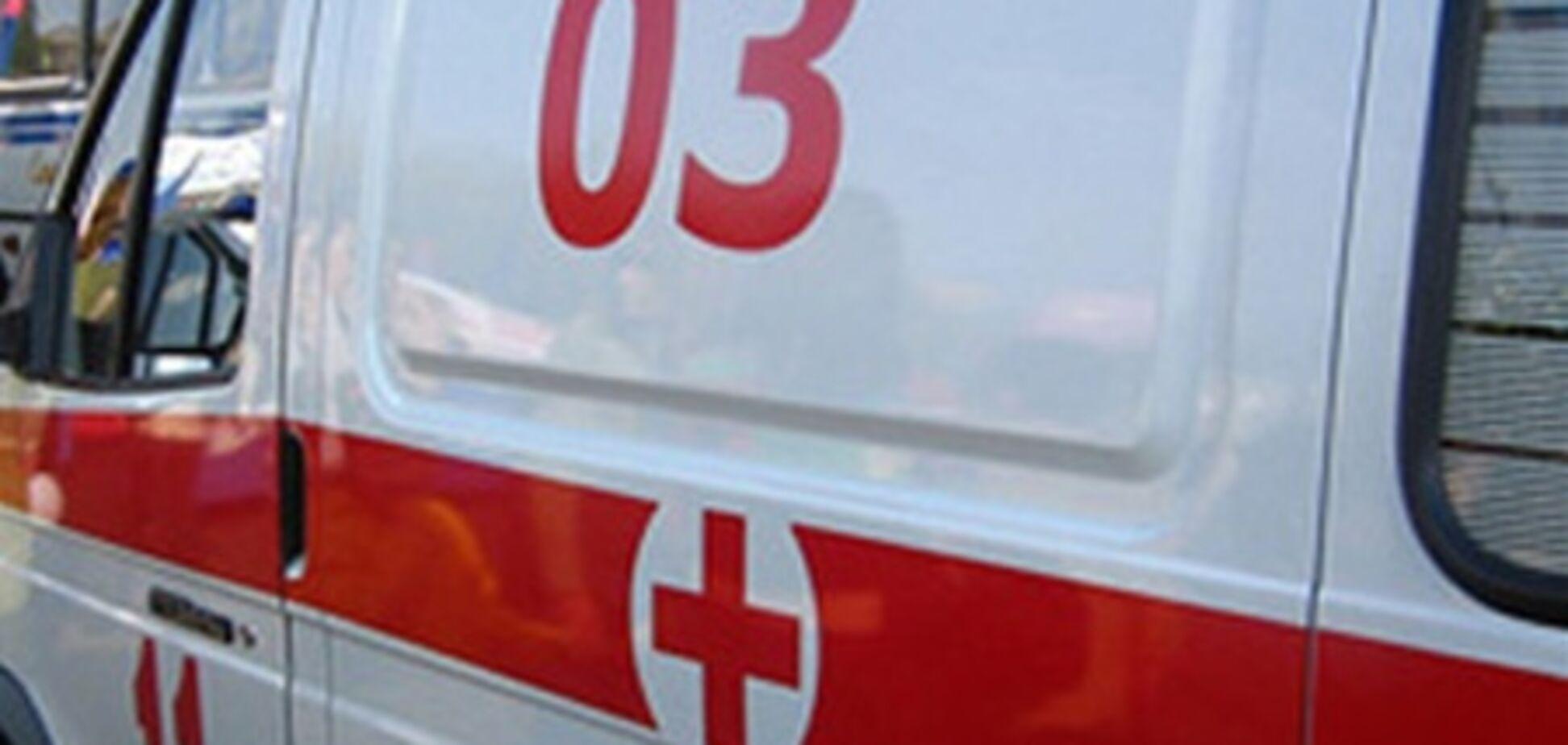 ДТП на проспекте Победы: погиб пешеход и ранен спасатель