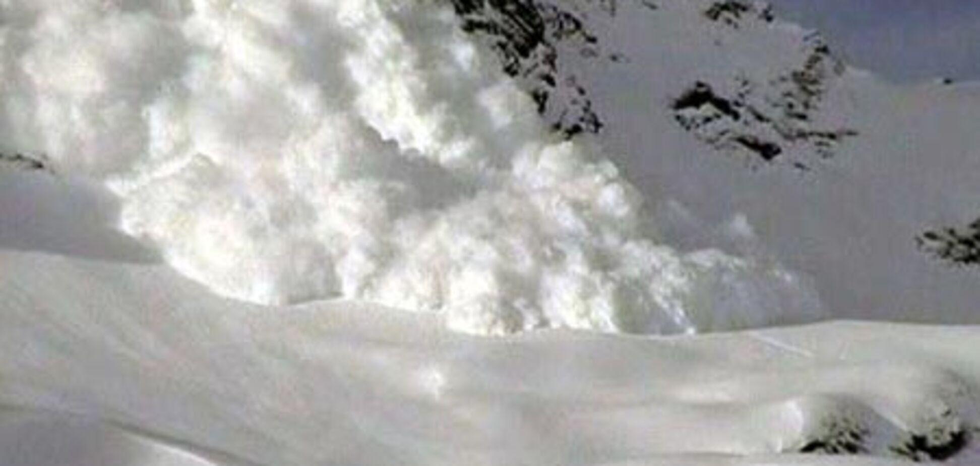 МЧС: На Ивано-Франковщине возможны сходы лавин