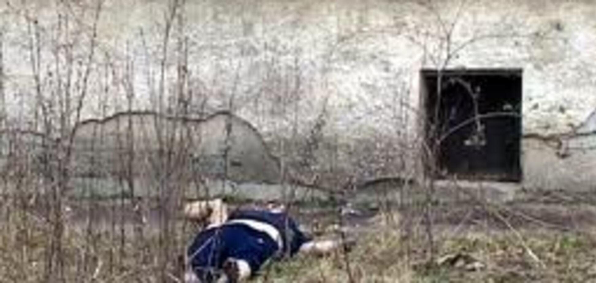 Муж зарезал бывшую жену и выбросился из окна
