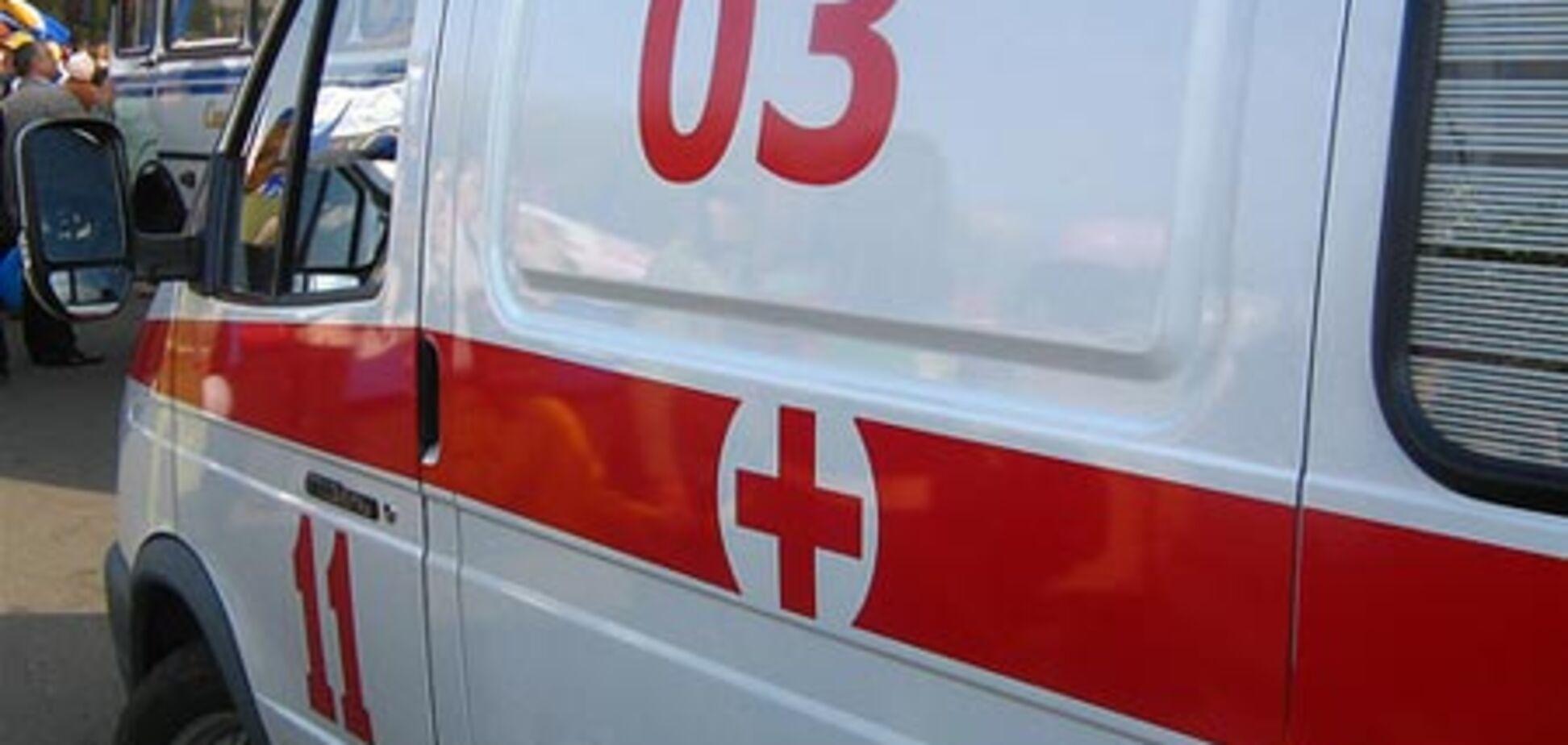 Гражданин Франции совершил самоубийство в Харькове