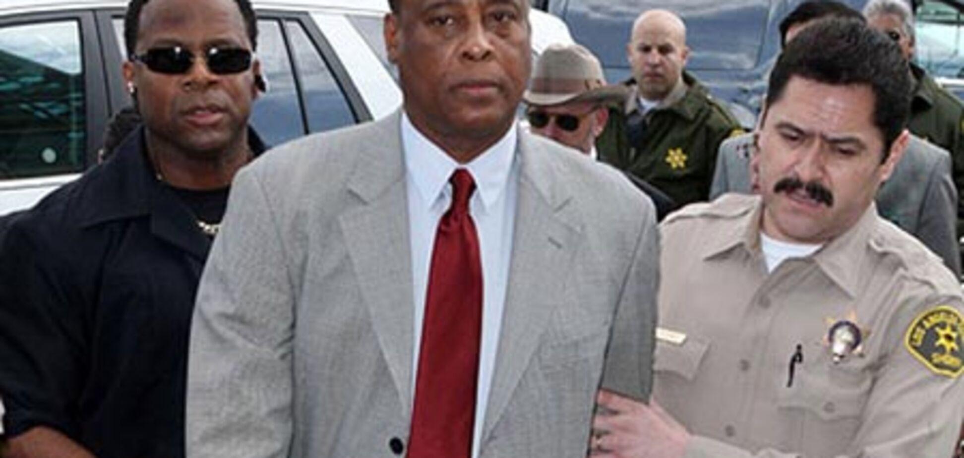 Лікаря Джексона віддадуть під суд за ненавмисне вбивство
