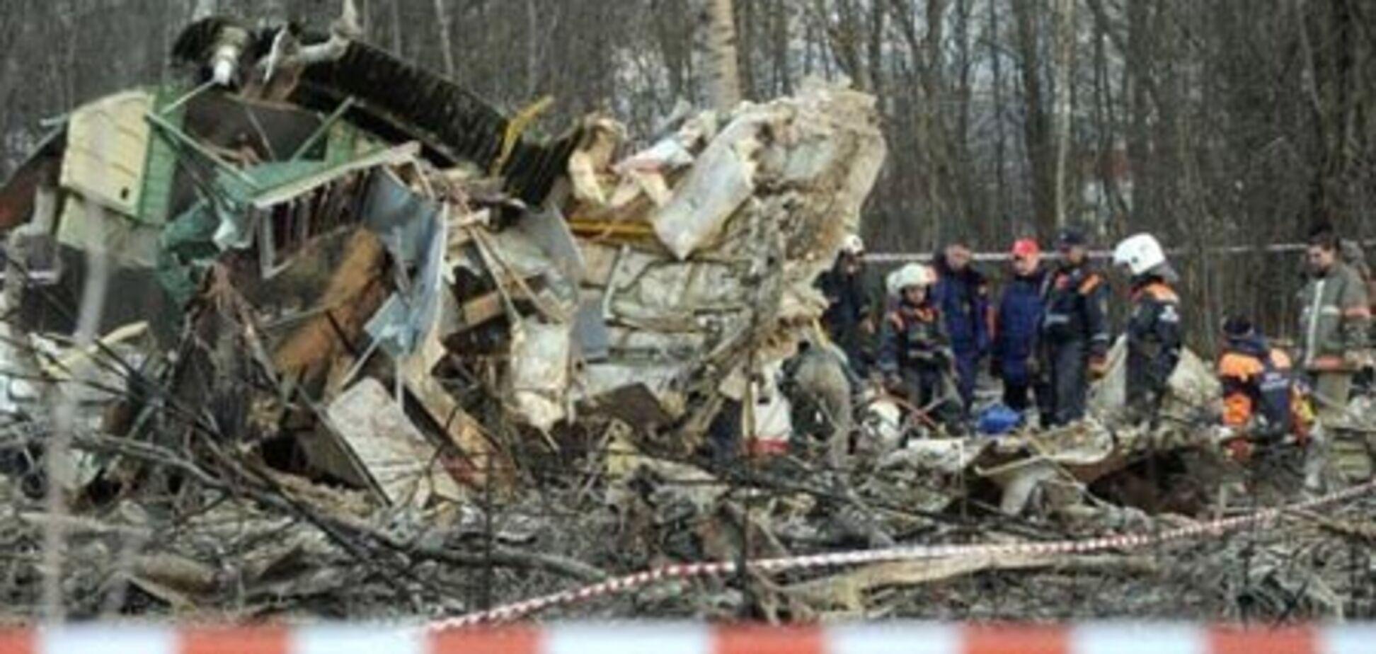 Загибель Качинського: Росія у всьому звинуватила загиблих поляків