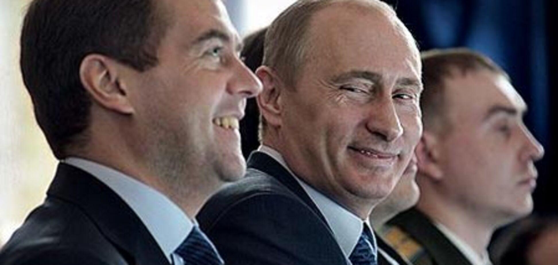 WikiLeaks про Росію: Неясність веде до обжіраловка біля корита