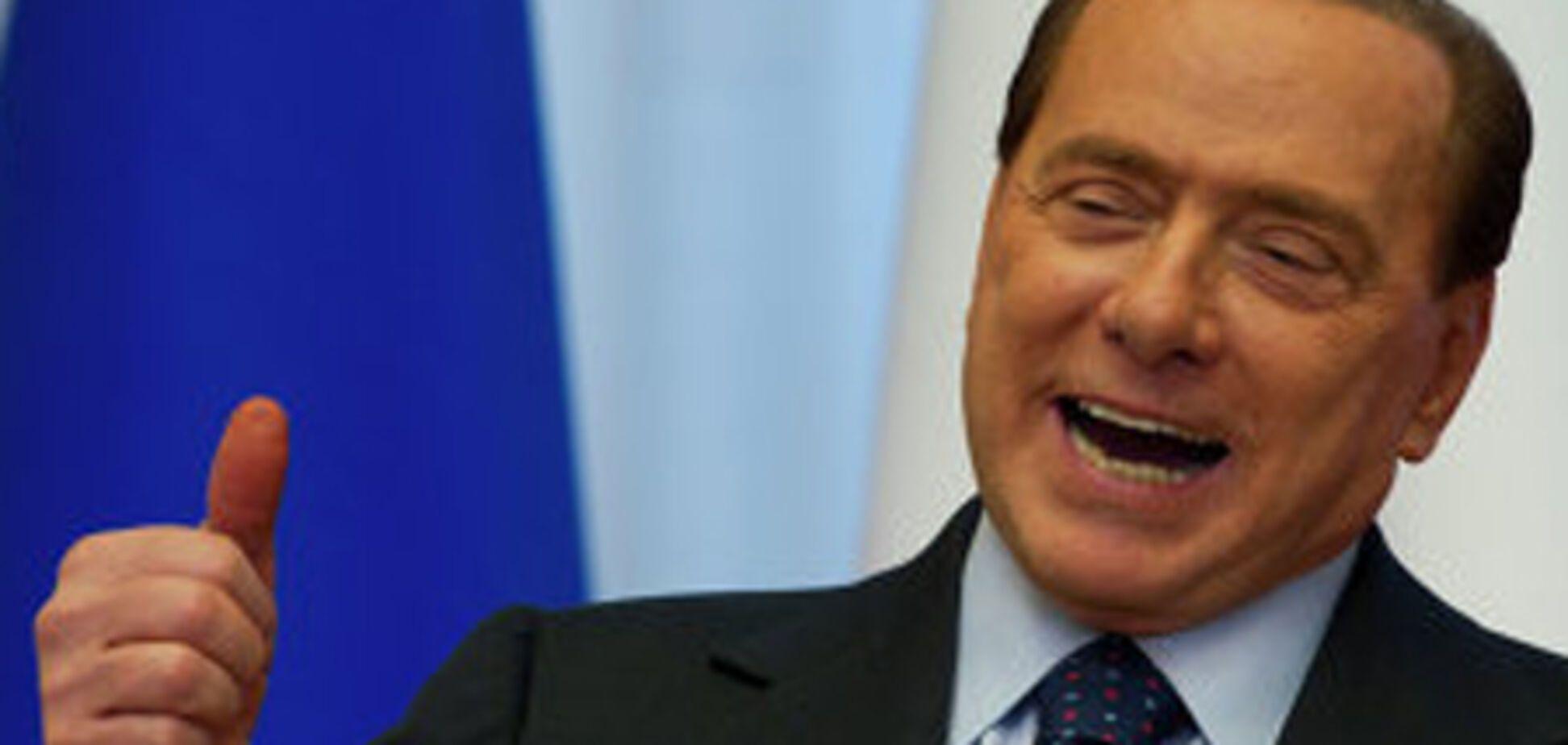 Берлусконі можуть позбавити імунітету