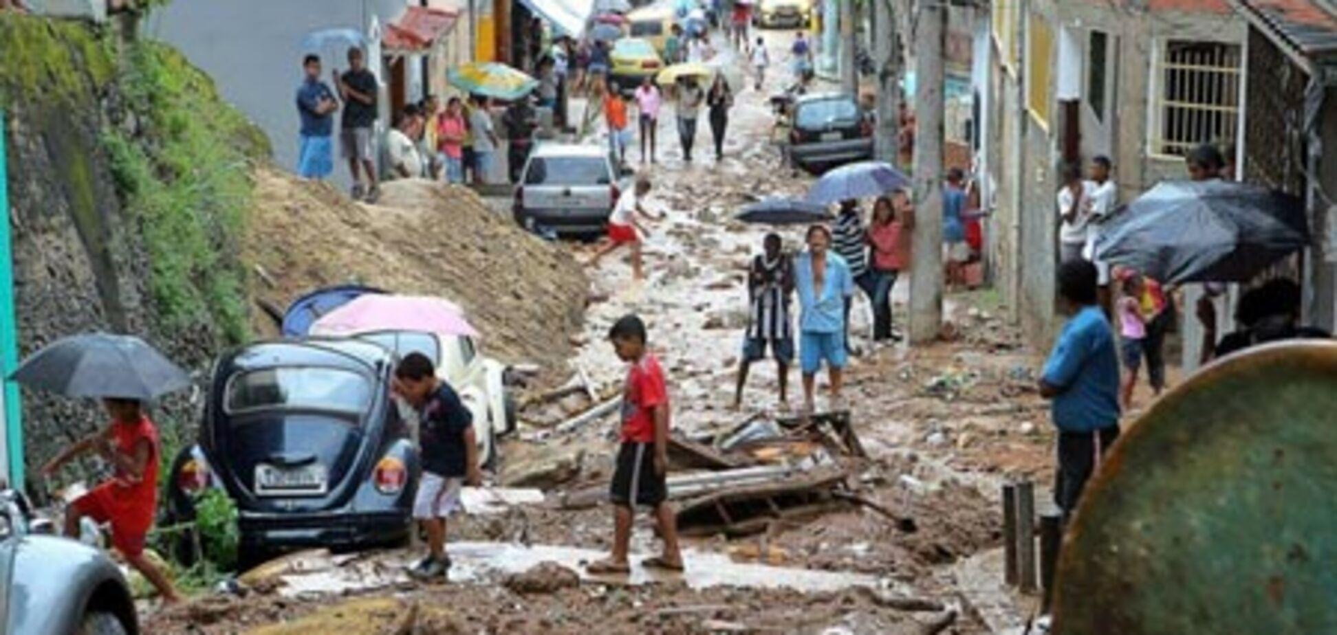 Зсуви в Ріо-де-Жанейро: загинуло 267 осіб