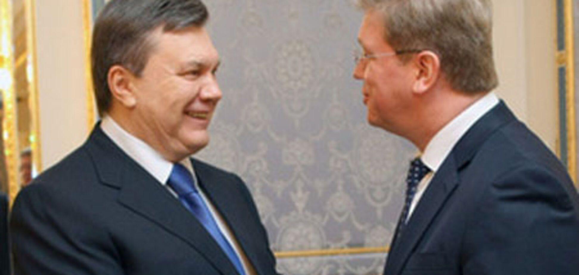 ЄС погрожує заморозити відносини з Україною